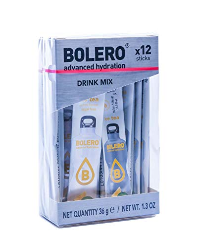 Bolero Sticks Ice Tea Lemon 12 x 3g