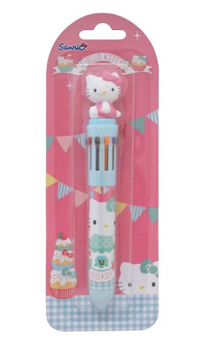 Hello Kitty 10 In 1 colore Penne