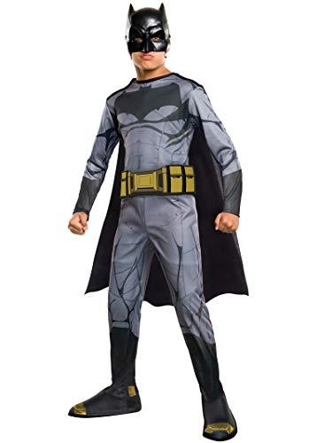 Rubie's Tween Dawn of Justice Batman Fancy Dress Costume Medium