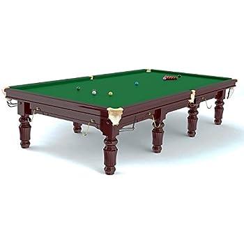 Mesa de Snooker Robertson Tournament 8 pies, de madera de arce ...