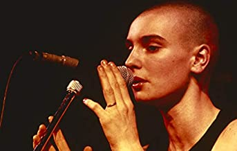 Sinead O'connor 35mm Photographers Slide in Concert With Shaved Head 2000's