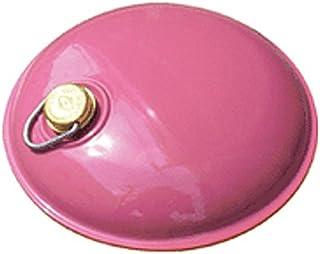 トタン 湯たんぽ miniまる 1.2L ピンク 112800