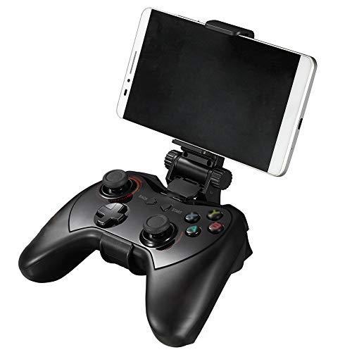 THDFV Contrôleur Bluetooth sans Fil,adapté aux Smartphones,aux Plates-Formes Android/iOS,Bouton déclencheur Sensitive Shoot Aim Gamepad pour Manette Jeu PC,Jeux Football Basket-All