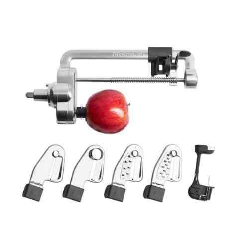 KitchenAid Espiralizador Cortador pelador Accesorio 5KSM1APC. Original. Valido para Todos los Modelos de Robots de Cocina Garantía Española