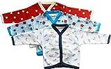 Fabric: Cotton Style: Regular Neck Style: Round Neck Sleeve Type: Full Sleeve