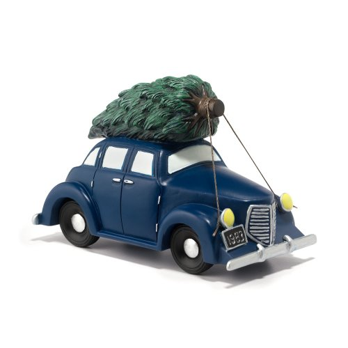 Department 56 A Christmas Story Village Bringing the Tree Home Accessory Figurine