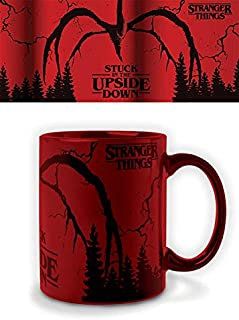 Stranger Things Metallic Effect Mug