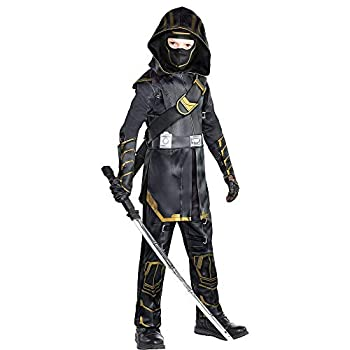 Party City Avengers  Endgame Ronin Costume for Children Hawkeye Medium  8-10  Includes Jumpsuit Gloves and Mask