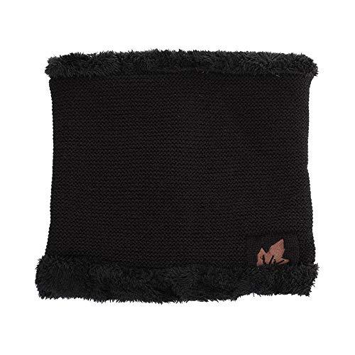 Sombrero de Parabrisas de Montar al Aire Libre de Todo fósforo de Moda de otoño e Invierno Conjunto de Sombrero de Bufanda de Lana de Punto