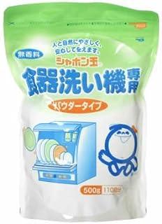 シャボン玉 食器洗い機専用パウダータイプ 500g