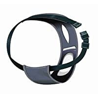 Extra comfortable thanks to wide elastic Perfect fit due to elasticated, fully adjustable belt With handy snap clip 3 Spare pads included Available in black colour
