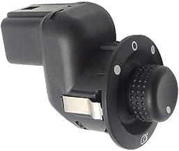 Bouton de r/églage r/étroviseurs lat/éraux C40923 Compatible avec 6J1959565 AERZETIX