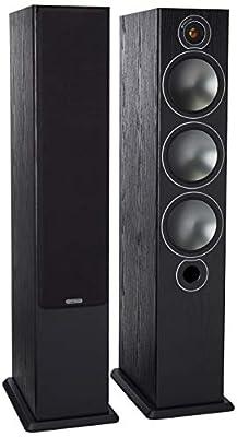 Monitor Audio Bronze 6 Black by MONITOR AUDIO