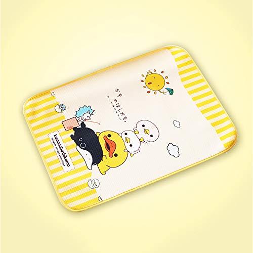 GESS Baby waterdicht wasbaar urinepad, grote matras voor pasgeboren kinderen, zacht en comfortabel vier seizoenen universeel
