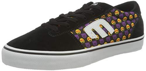 Etnies Damen Calli-vulc W's Skate-Schuhe, Schwarz Gelb, 39 EU