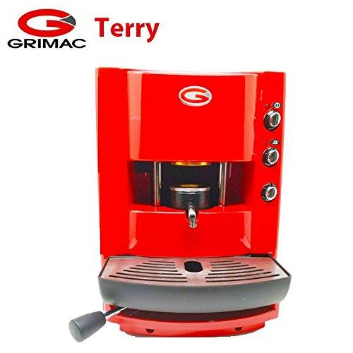 Macchina da Caffè per Cialde Grimac Rossa