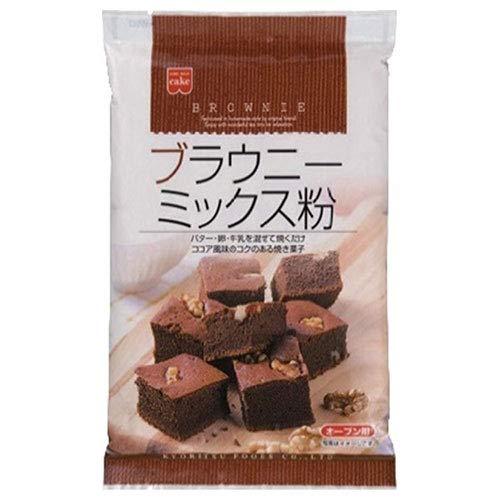 共立食品 ブラウニーミックス粉 200g×6袋入×(2ケース)
