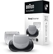 Braun EasyClick Body Groomer Attachment for Series 5, 6 and 7 Electric Razor, Compatible with Electric Shavers 5018s, 5020s, 6075cc, 7071cc, 7075cc, 7085cc, 7020s, 5050cs, 6020s, 6072cc, 7027cs