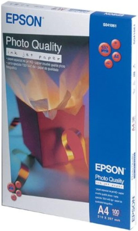 Fotopapier Matt - - - 100g m² - A4 - 100 Blatt (C13S041061) B000QW5FMU   Sorgfältig ausgewählte Materialien  ebfc24
