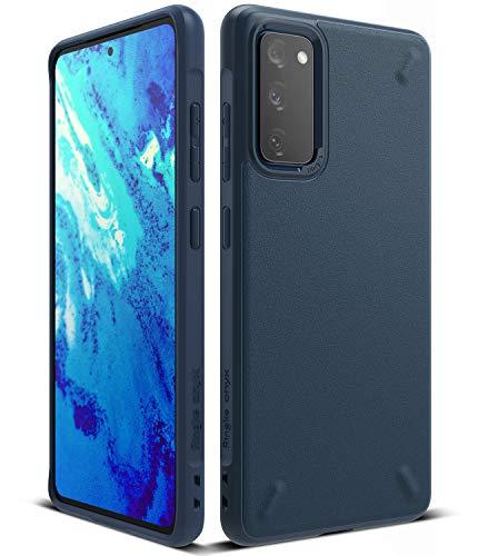 Ringke Cover Onyx Compatibile con Samsung Galaxy S20 FE, Custodia Protettiva Antiurto - Navy