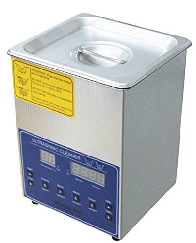 CGOLDENWALL 2 L PS-10AD Ultraschallreiniger Ultraschall-Reinigungsmaschine Professionelle Edelstahl Industrielle Ultraschallreiniger Labor Verwendung im Betrieb Ultraschallreiniger