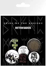 Bring Me The Horizon Sempiternal Badge Pack