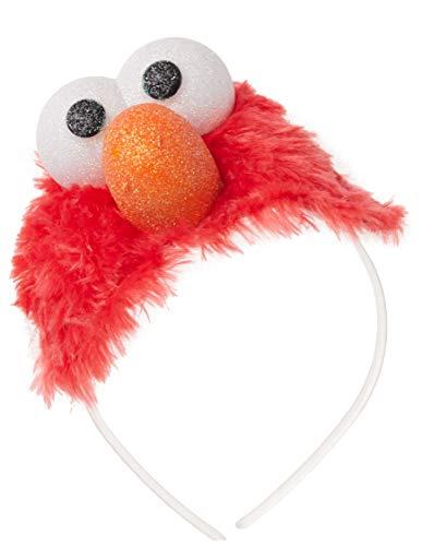 Sesame Street Elmo Adult Costume Headband