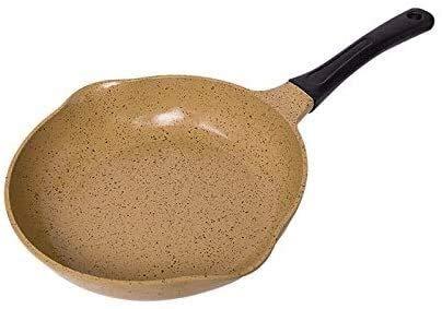 28 cm Friture Céramique Casseroles Oeufs Pâtes de cuisine Outils de cuisine antiadhésifs for Cuisinière au gaz (Color : -)