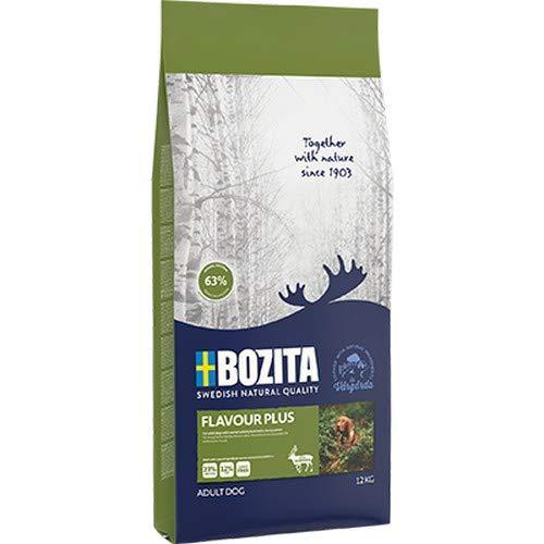 Bozita Hundefutter Naturals Flavour Plus, 1er Pack (1 x 12 kg)