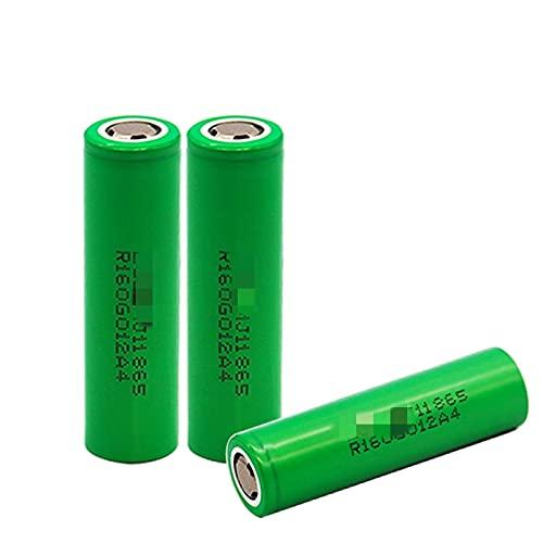 3pcs 18650 3.7v 3500mah Batería De Iones De Litio Recargable, para Linterna, Potencia MóVil, Gamepad, CáMara Walkie-Talkie