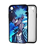 My Hero Academia Dabi Anime iPhone XR Case Shockproof for Anime Japanese One Size