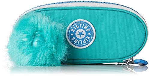 Kipling DUOBOX Estuches, 20 cm, 1 Liters, Azul (Deep Aqua C)