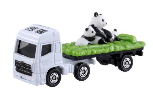 トミカ №003 動物運搬車 (箱)