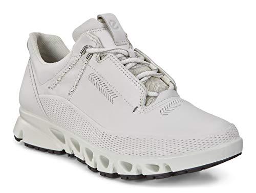 ECCO Damen Multi-Vent W Low GTXS Sneaker, Weiß (White 1007), 38 EU
