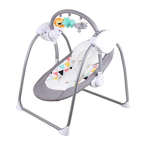 Childcare Nesso Mini Swing Trios, Grey/White