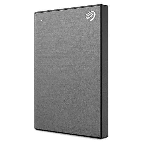 SEAGATE HDD External 1TB Backup Plus Slim USB3 Gris Disco Duro Externo