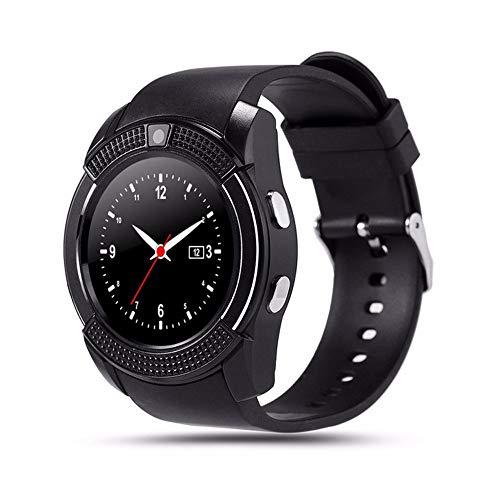 Hot Smartwatch Touch Screen Orologio Da Polso Con Slot Per Fotocamera/Sim Card Smart Watch Impermeabile Movimento Bluetooth Smart Watch Bluetooth