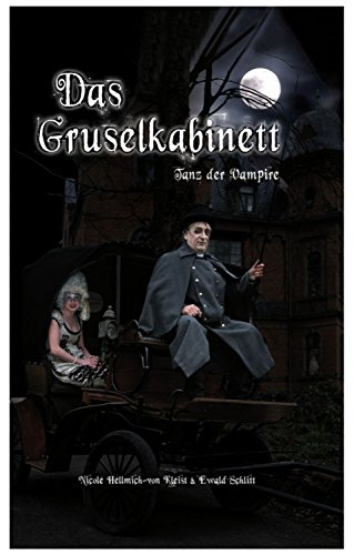 Eulenspiegel 999677 Schminkbuch Das Gruselkabinett, Originelle Schminkmasken zur Geisterstunde