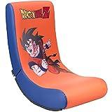 Subsonic - DBZ Dragon Ball Z - Silla De Juego Gaming Rock'n'Seat Junior - Asiento Gamer para Habitación De Niños Y Adolescentes con Licencia Oficial (Playstation 5)