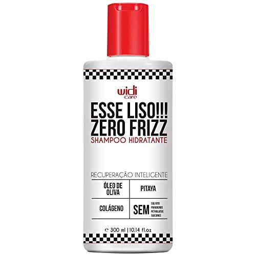 Esse Liso! Zero Frizz Shampoo Hidratante, Widi Care, Widi Care