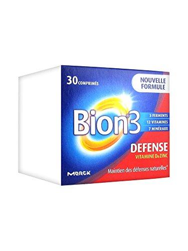 Bion 3 Adultes 60 comprimés Merck