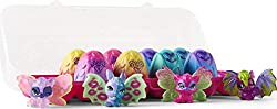 12 EXCLUSIVE HATCHIMALS: The Wilder Wings 12-Pack includes the exclusive Lamoor characters! With their glittery ombré wings, these cuties are a must-have for your Hatchimals collection! MIX AND MATCH WINGS: Wilder Wings Hatchimals have the most beaut...