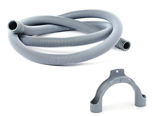 DREHFLEX- SCHLA204 - Ablaufschlauch für Waschmaschine und/oder Geschirrspüler - Länge 3,5m