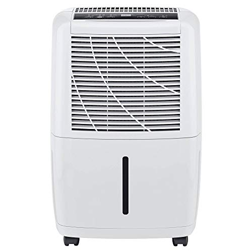 Haier 30 Pint 2 Speed Home Energy Star Portable Electronic Dehumidifier HEN30ET