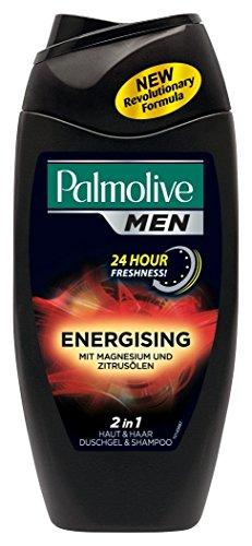 Palmolive Men Duschgel 2in1 Energising, 6er Pack (6 x 250 ml)