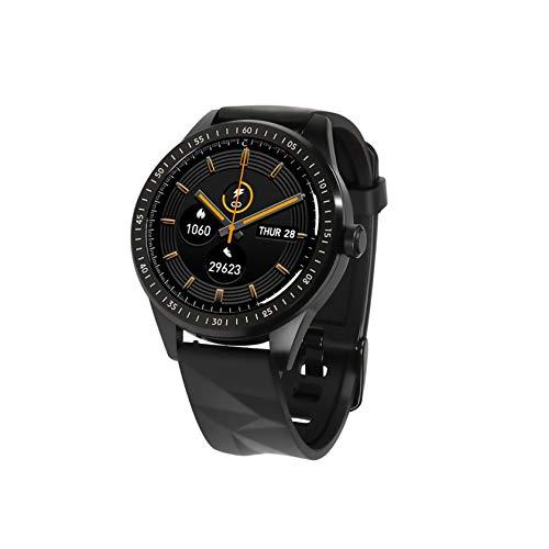 YINxy Reloj Inteligente A Prueba Agua IP68 para Teléfono Android iOS con Frecuencia Cardíaca, Presión Arterial, Rastreador Sueño, Salud Y Fitness, Reloj Inteligente