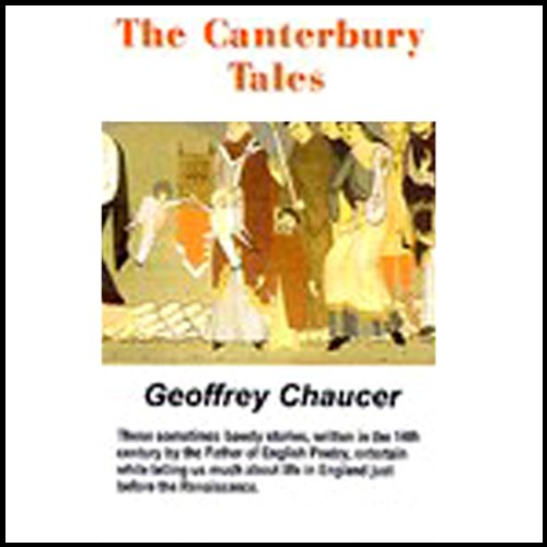 The Canterbury Tales (Unabridged Selections) cover art