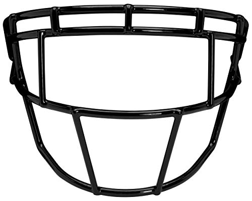 Schutt Sports F7-F5 Varsity Facemask for F7 Football Helmets, Black, EGOP-NB-VC