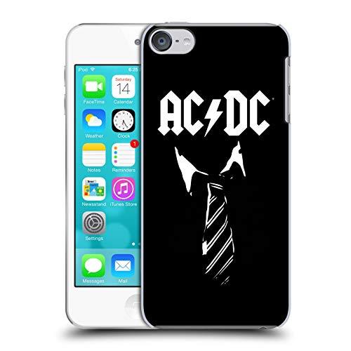 Head Case Designs Offizielle AC/DC ACDC Krawatte Ikonisch Harte Rueckseiten Huelle kompatibel mit Touch 6th Gen/Touch 7th Gen