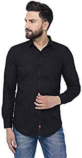 Police Jeans Shirts Click On Image to See Varity of 11 Color Suitable for All S to 5XL Size Slim Fit Menswear Casual Shirt